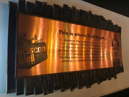 The Jameson and Franciscan Well Caskmates story