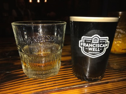 Stout edition Caskmates and the Shandon Stout pairing