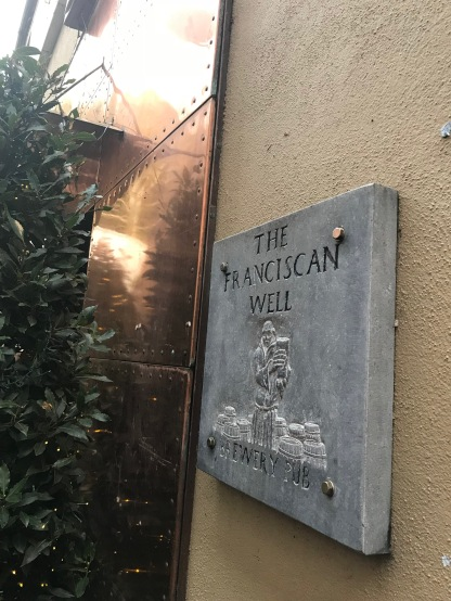 Entrance to the Franciscan Well