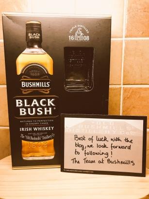Black Bush Presentation box
