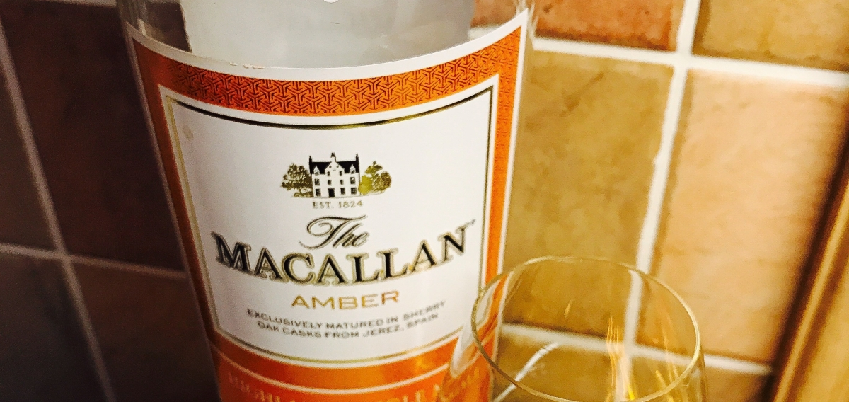 The Macallan Amber – 1824 Series