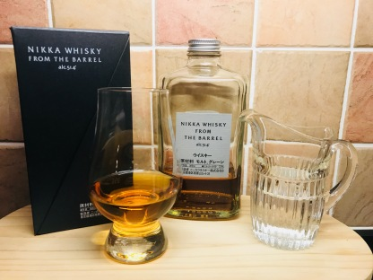Nikka From The Barrel Tasting