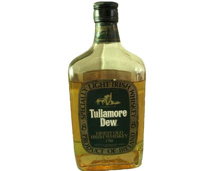 Tullamore DEW 1970