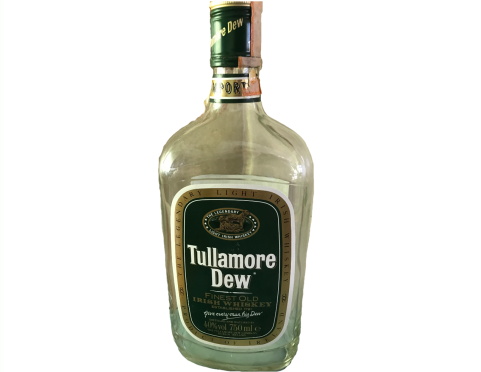 Tullamore DEW 1980