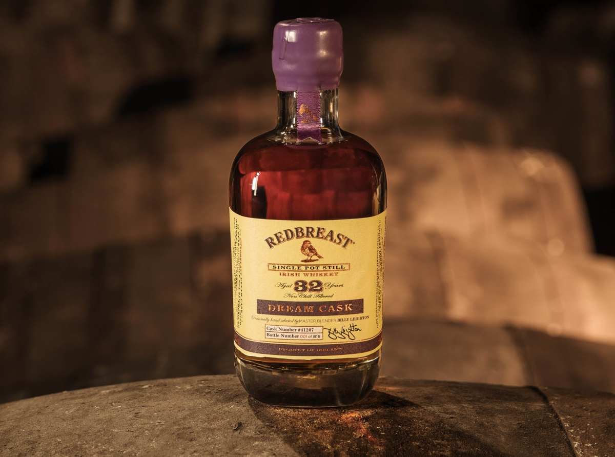 Redbreast Dream Cask announced!