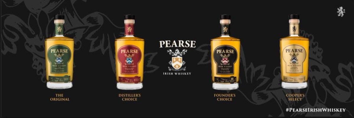 Pearse Irish Whiskey – Distiller's Choice