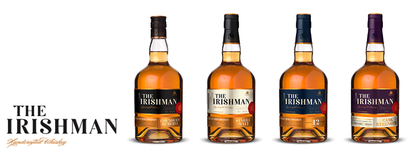 Walsh launch new Rum finished Irishman Founders Reserve