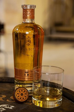 Pearse Irish Whiskey launch their own 5yr old Single Malt (46% ABV.)
