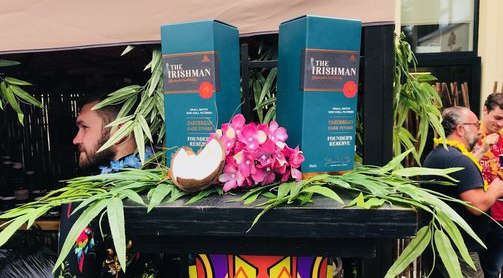 The Irishman Founders Reserve – Caribbean Cask review