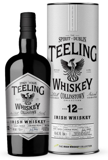 "Teeling Whiskey Collaborative ""Collinstown Collection"" Bottling Launches Exclusively at The Loop, Dublin Airport"