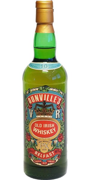 Dunvilles 10yr old PX cask