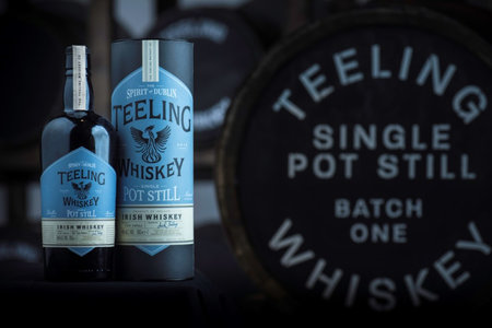 Dublin Whiskey is Reborn with Release of the Teeling Single Pot Still