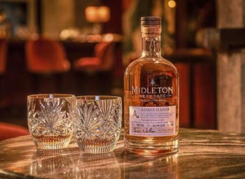 Adare Manor set to launch their own Midleton Very Rare Whiskey
