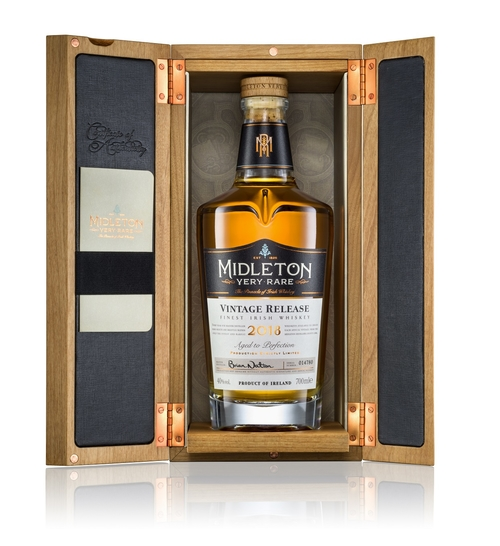 Midleton Very Rare 2018 released