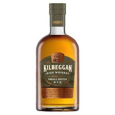 Kilbeggan launch its own Rye whiskey