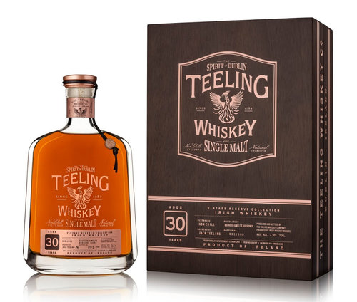 Teeling Whiskey Releases Rare 30-Year-Old Single Malt