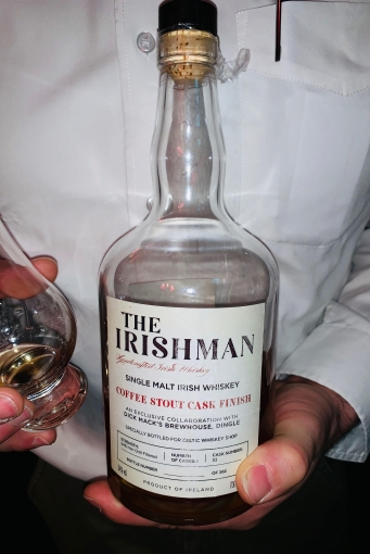 Irishman Single Malt Coffee Stout Finish