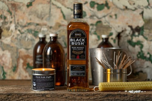 Black Bush stories continues with the bearded candlemakers