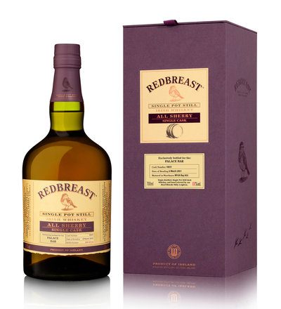The Palace Bar Redbreast Single Cask