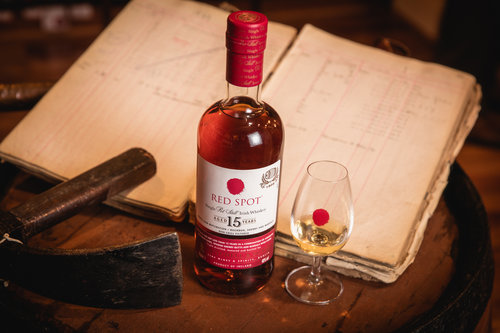 Red Spot whiskey revived after over 50 years of slumber