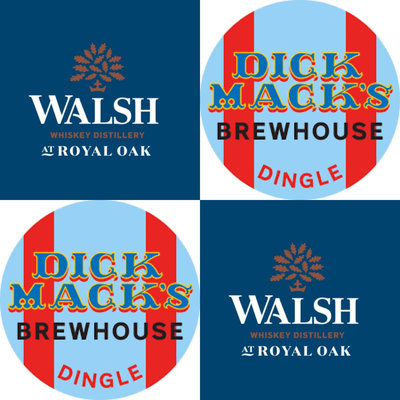 Walsh Whiskey Releases The Irishman Single Malt – Coffee Stout Finish in Association with Dick Mack's Brewhouse