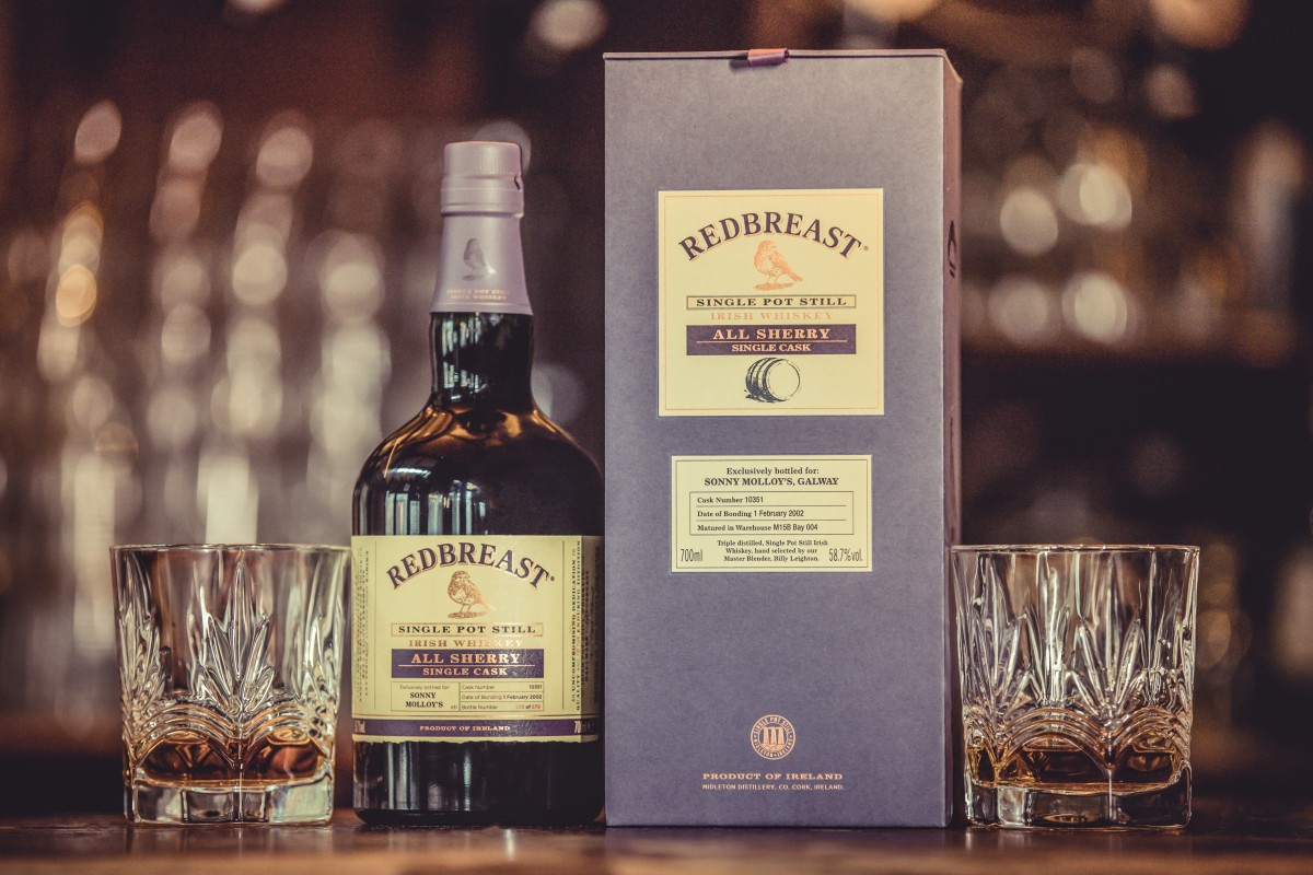Sonny Molloy's Redbreast Single Cask – Review