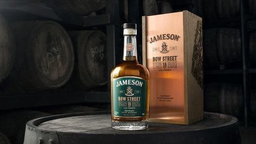 Jameson Bow Street 18 Year old Cask Strength – Review