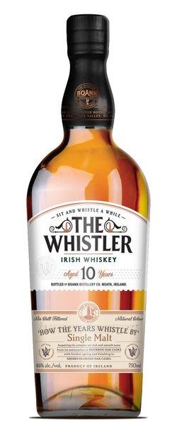 The Whistler 10 yearold