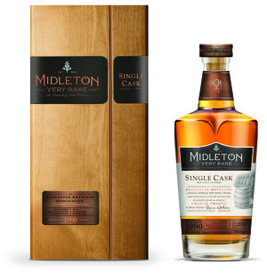 Searsons of Baggot Street announce release of Midleton Very Rare Single Cask