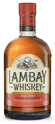 Lambay Single Malt Irish Whiskey