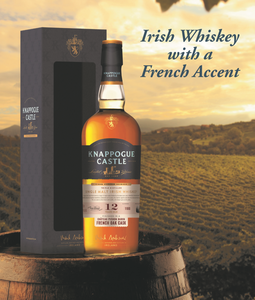 Knappogue Castle 12 year old – French Oak Cask