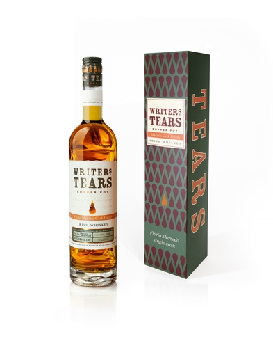 Writer's Tears Copper Pot Marsala Cask Finish
