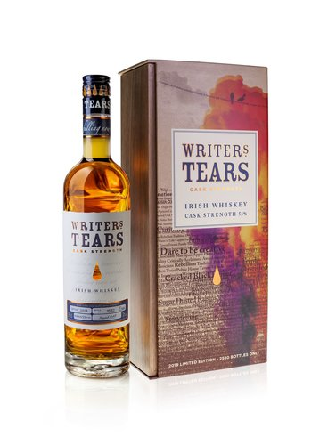Walsh Whiskey launch their 9th Cask Strength Writers Tears