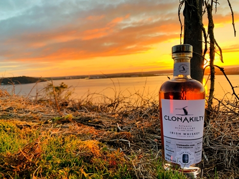 Clonakilty Cask Strength Single Grain Bordeaux Cask – Irish Malts