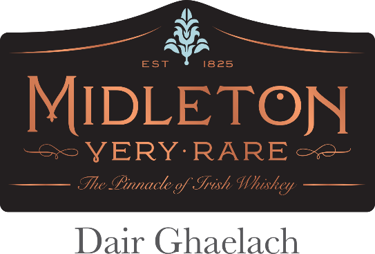 IRISH DISTILLERS UNVEILS THE LATEST CHAPTER IN THE MIDLETON VERY RARE DAIR GHAELACH STORY