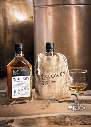 Killowen 10 yo Bonded Experimental Series – Txakolina Acacia Cask from Basque Country
