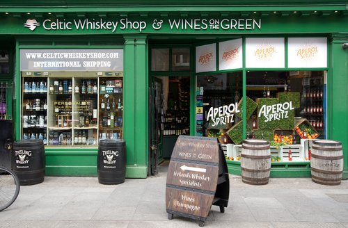Celtic Whiskey Shop launch their newest venture – Whiskey Cask sales