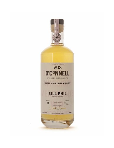 W.D. O'Connell Whiskey – Bill Phil Review