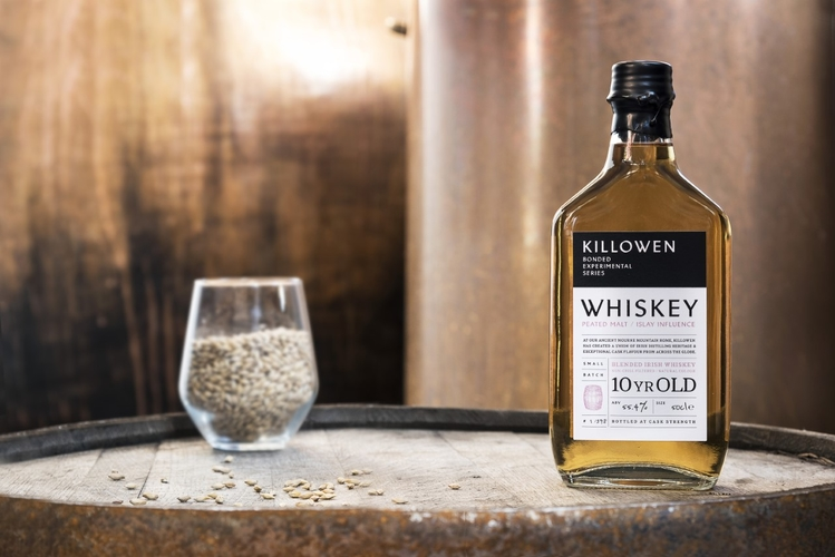 Killowen launch the fourth bottle from their Bonded Experimental series – A Peated caskfinish