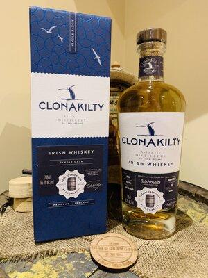 IrishMalts Clonakilty Single Cask release – Sept2020