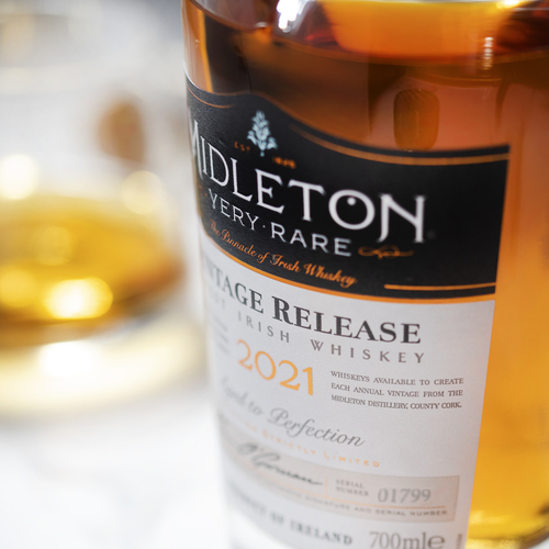 Press release – MIDLETON VERY RARE 2021 USHERS IN A NEW ERA FOR THE PINNACLE OF IRISH WHISKEY