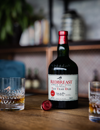 Redbreast 10 year old makes a reappearance!